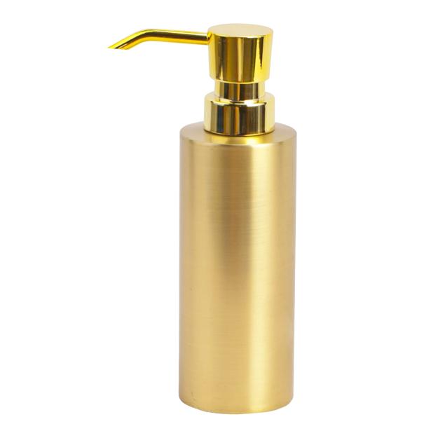 דיספנסר לסבון נוזלי GOLDY זהב מט