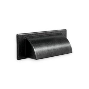 ידיות קונכיה דגם 9083 שחור עתיק במידות