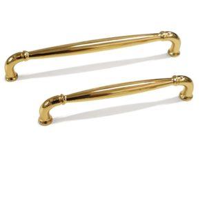 ידיות לארון מטבח דגם 7033 במידות זהב מבריק