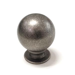 ידית כפתור עגול לארון מטבח דגם K-9091 ניקל עתיק