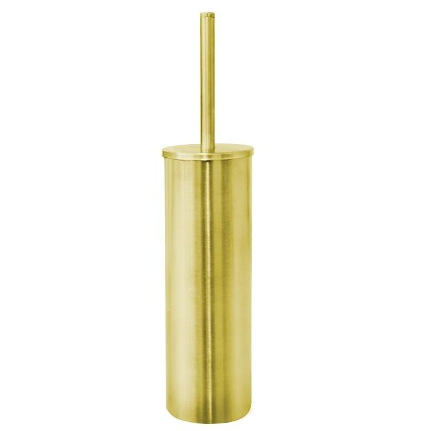 מברשת אסלה מונחת עגולה MA90 זהב מט