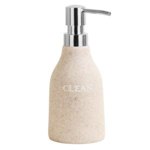 דיספנסר לסבון נוזלי CITY דמוי אבן