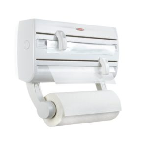 מתקן משולב לגלילים PARAT F2 לבן
