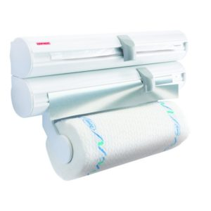 מתקן לניילון נצמד ונייר כסף ומגבות נייר 25795 ROLLY MOBIL FAM