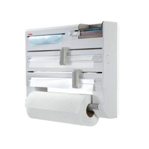 מתקן משולב לגלילים PARAT PLUS לבן