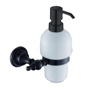 דיספנסר לסבון נוזלי BAR שחור