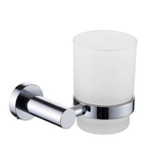 כוס למברשת שיניים VOLTA ניקל מבריק 4558CP