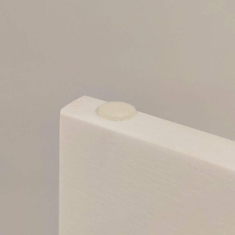 ספסל לבן קוריאן למקלחת