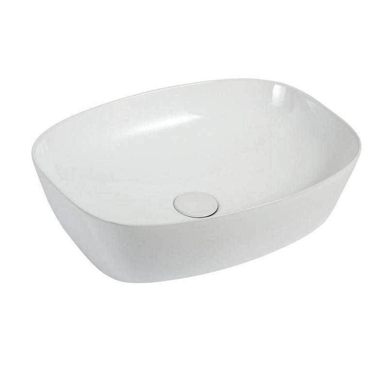 כיור אמבטיה מונח לבן 50/38