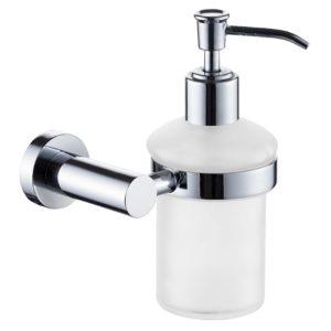 דיספנסר לסבון נוזלי VOLTA 308R ניקל מבריק