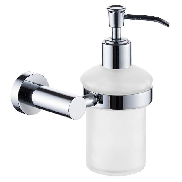 דיספנסר לסבון נוזלי VOLTA ניקל מבריק 4552CP