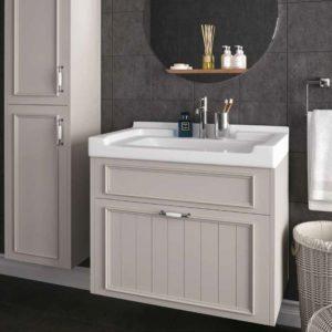 ארון אמבטיה כפרי תלוי אפקוסי דגם ברק