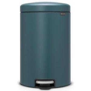 פח פדל למטבח NewIcon – צבע כחול-מינרלי 20 ליטר BRABANTIA Y115929