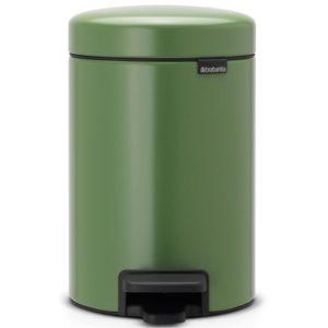 פח פדל קטן NewIcon Brabantia ירוק 3 ליטר Y-113024