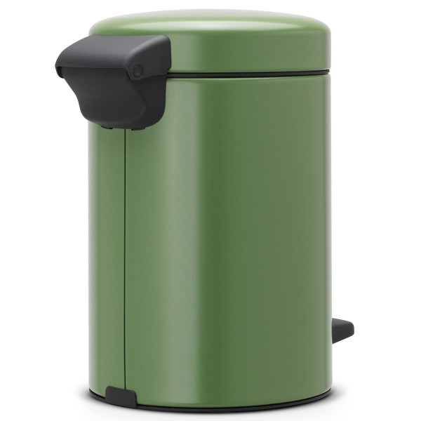 פח פדל לשירותים 3 ליטר ירוק NewIcon Y-113024 באטיקו BATICO 1