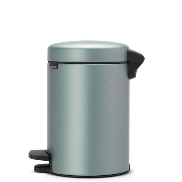 פח פדל קטן NewIcon צבע מינט מטאלי 3 ליטר Y-113345