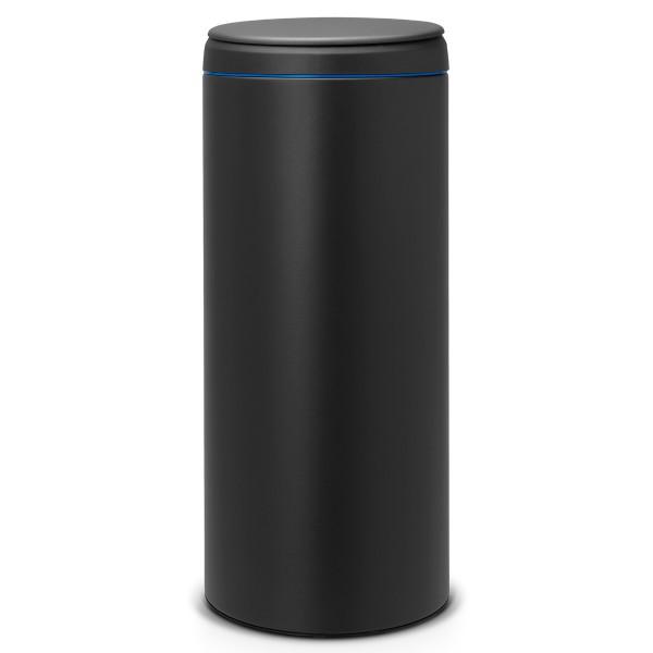 פח אשפה פליפ 30 ליטר BRABANTIA צבע שחור Y106927