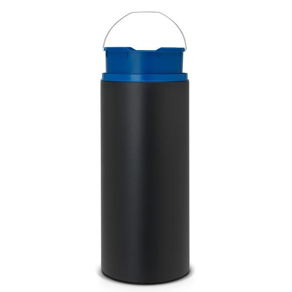 פח פליפ 30 ליטר שחור Y-106927 באטיקו BATICO 1