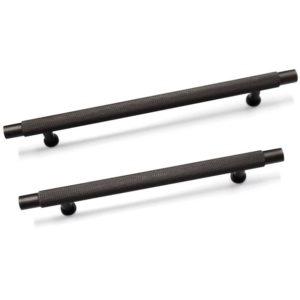 ידיות ארוכות למטבח וריהוט R9093B שחור ב-7 גדלים