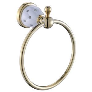 טבעת מגבת זהב לבן DIAMOND 4260G