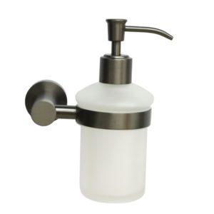 דיספנסר לסבון נוזלי תלוי VOLTA גרפיט