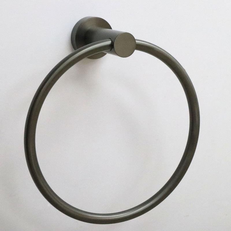 טבעת למגבת פנים VOLTA 307R גרפיט