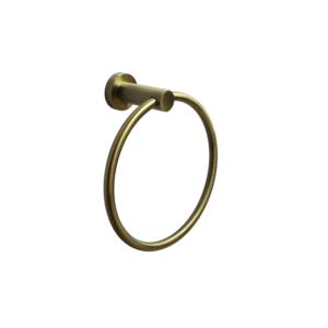 טבעת למגבת פנים VOLTA ברונזה