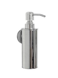 דיספנסר לסבון נוזלי מדגם לוטוס ניקל מבריק 4