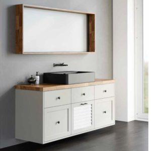 ארון אמבטיה תלוי מודרני קיסר