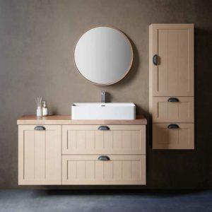 ארון אמבטיה תלוי אפוקסי מודנה