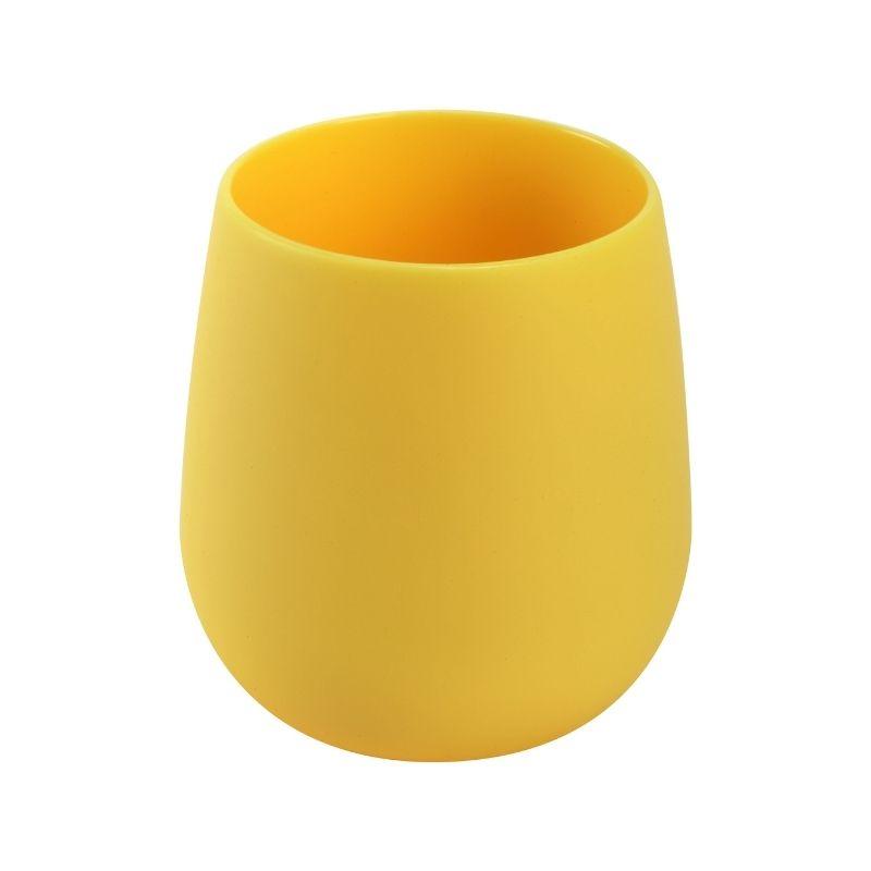 כוס למברשות שיניים מיאמי צהוב