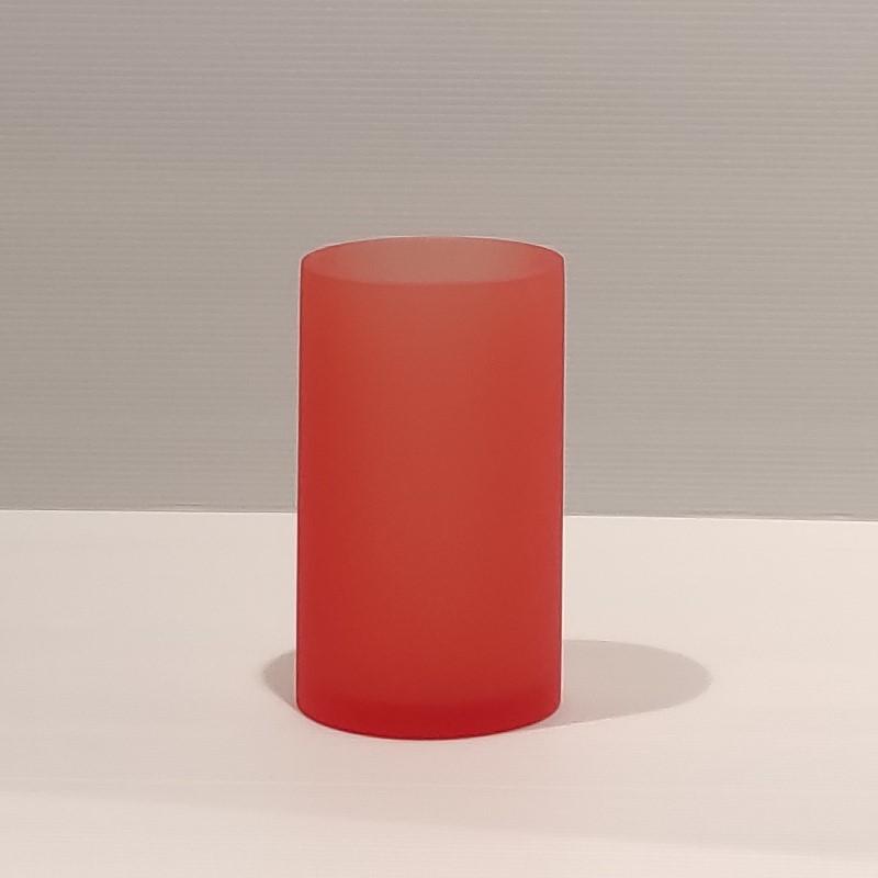 כוס למברשות שיניים סמבה אדום