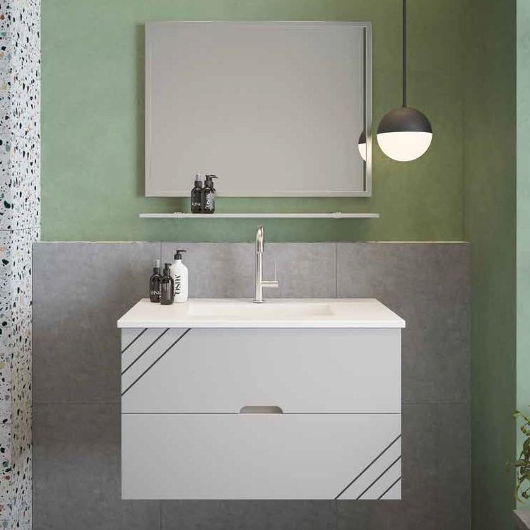 ארון אמבטיה אמבין HPL דגם ציריך