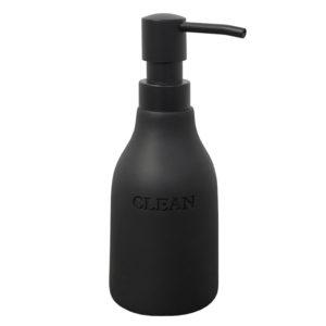 דיספנסר לסבון נוזלי CITY שחור מט