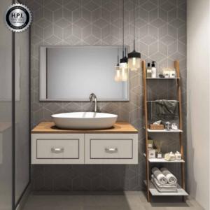 ארון אמבטיה אמבין HPL דגם שנחאי