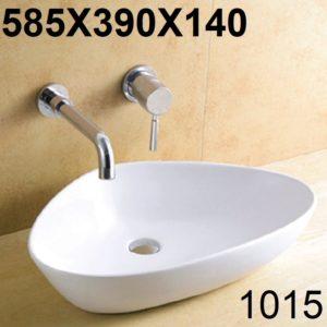 ארון אמבטיה עומד כפרי PORTO 5