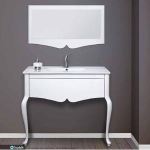 ארון אמבטיה עומד אפוקסי טואלט
