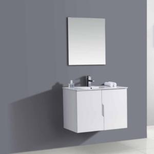 ארון אמבטיה תלוי אפוקסי לבן מט OR