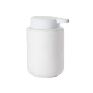 דיספנסר לסבון נוזלי UME לבן מט ZONE