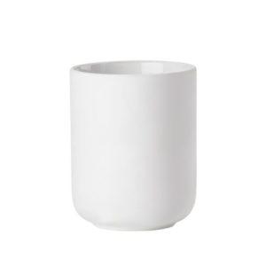 כוס למברשות שיניים UME לבן מט ZONE