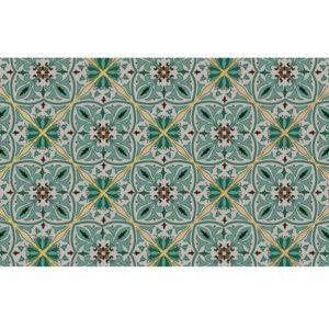 """שטיח למטבח מעוצב מנדלה קשת 60/90 ס""""מ 18"""