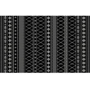 """שטיח למטבח מעוצב מנדלה קשת 60/90 ס""""מ 17"""