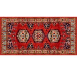 """שטיח למטבח מעוצב מנדלה קשת 60/90 ס""""מ 15"""
