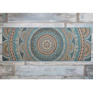 """שטיח למטבח מעוצב מנדלה קשת 60/90 ס""""מ 14"""