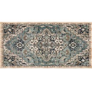 """שטיח למטבח מעוצב מנדלה קשת 60/90 ס""""מ 13"""