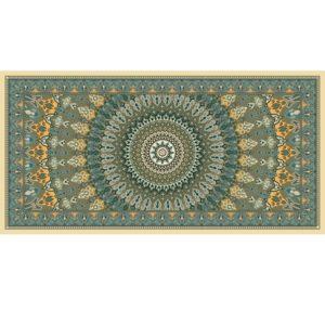 """שטיח למטבח מעוצב מנדלה קשת 60/90 ס""""מ 6"""