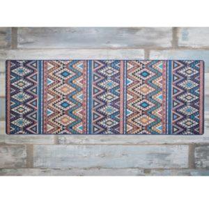 """שטיח למטבח מעוצב מנדלה קשת 60/90 ס""""מ 4"""