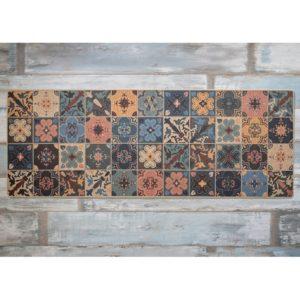 """שטיח למטבח מעוצב מנדלה קשת 60/90 ס""""מ 2"""
