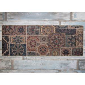 """שטיח למטבח מעוצב מנדלה קשת 60/90 ס""""מ 1"""