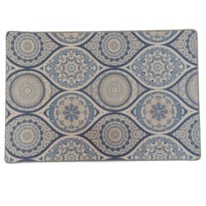 """שטיח למטבח מעוצב מנדלה קשת 60/90 ס""""מ 21"""